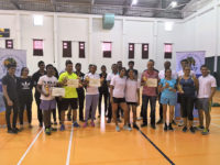 TEWF Badminton Tournament 2018