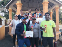 TEWF Mixed Petanque Tournament 2018